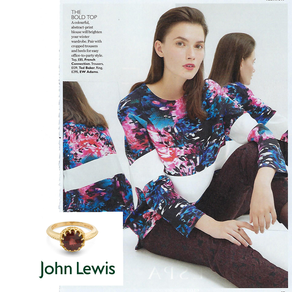John Lewis Wedding Gift List Review : ... from our Coronation collection featuring in ?John Lewismagazine
