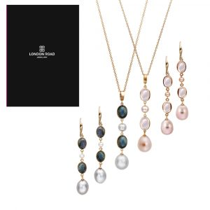 Burlington pearl jewellery