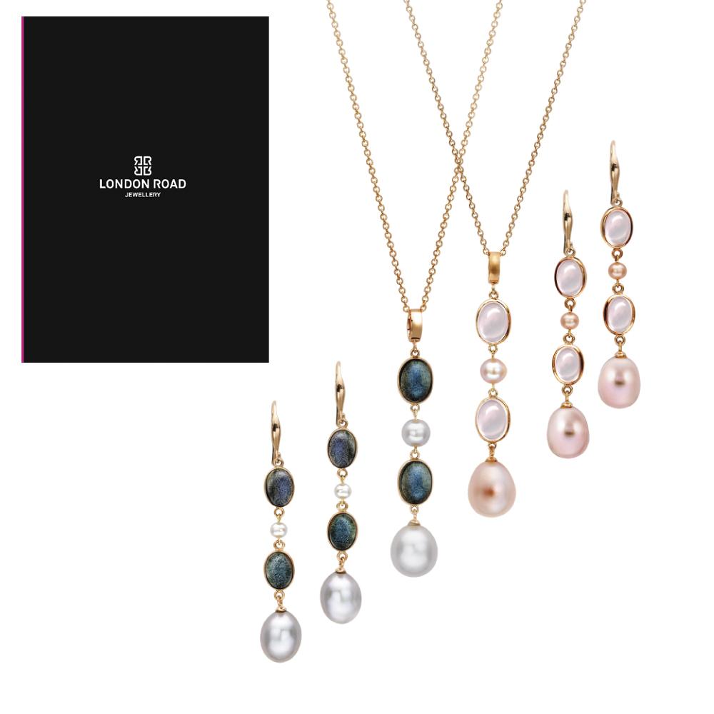 Burlington pearl jewellery