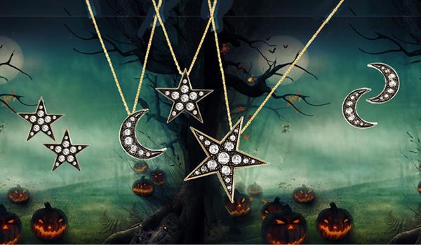 Portobello Starry Night jewellery