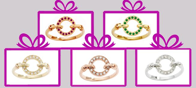 Meridian rings